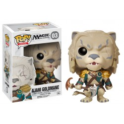 Funko Pop Games Magic The Gathering Ajani Goldmane