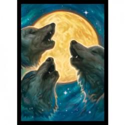Legion 3 Wolves Sleeves Matte (X50)