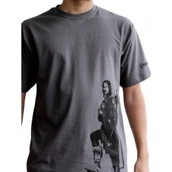 T-shirt Lord of the Rings Aragorn Grey