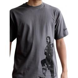 T-shirt Seigneur des Anneaux Aragorn Gris
