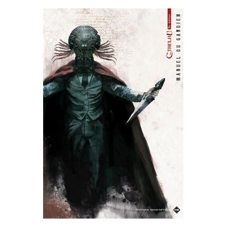 L'Appel de Cthulhu - Le manuel du Gardien