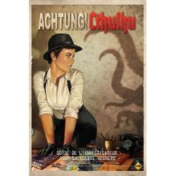 Achtung ! Cthulhu - Le Guide de l'Investigateur pour la Guerre Secrète
