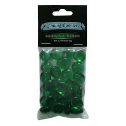 Dragon Shield - Gemmes Opaques - Emeraude vert