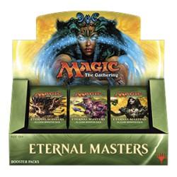 Boite de Boosters Eternal Masters - 1 Boîte par Client