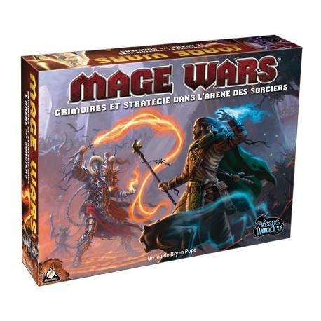 Mage Wars (f)