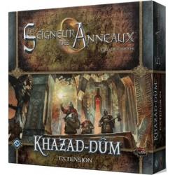 Le Seigneur des Anneaux LCG - Extension Deluxe - Khazad-Dum