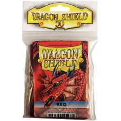 Pochettes Dragon Shield (x100) Orange