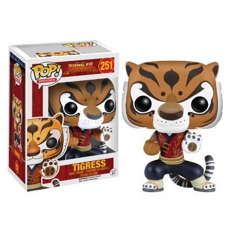 Tigress Funko Pop Kung-Fu Panda Tigress