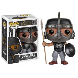 Unsullied Funko Pop Game of Thrones Unsullied (Immaculé) 45