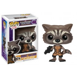 Rocket Raccoon Funko Pop Guardians of the Galaxy Rocket Raccoon 48