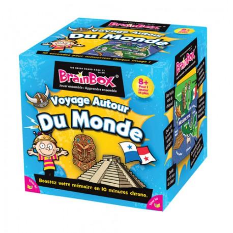 BrainBox - Voyage autour du Monde (f)