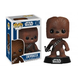 Chewbacca Funko Pop Star Wars Chewbacca 06