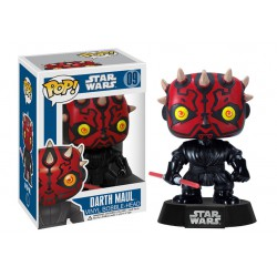 Darth Maul Funko Pop Star Wars Darth Maul 09