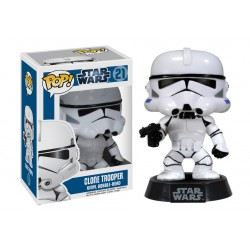 Clone Trooper Funko Pop Star Wars Clone Trooper 21
