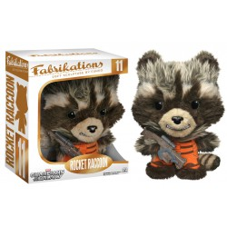 Rocket Raccoon Fabrikations Soft Sculpture by Funko 11
