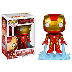 Iron Man Funko Pop Avengers 2 Age of Ultron iron man 66