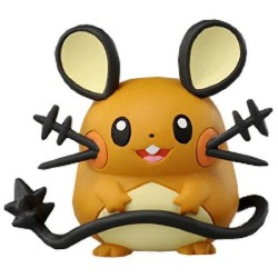 Dedenne - Figurines Pokémon Monster Collection Dedenne MC.011