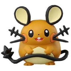 Dedenne - Pokemon Monster Collection Figures Dedenne MC.011