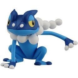 Croâporal - Figurines Pokémon Monster Collection Croâporal MC.021