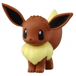 Evoli - Figurines Pokémon Monster Collection Evoli MC.029