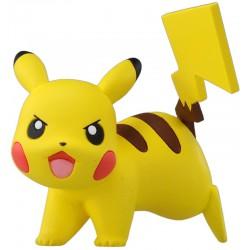 Pickachu Battle Pose - Pokemon Monster Collection Figure Pickachu Battle Pose MC.070