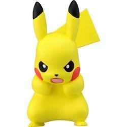 Pikachu 100 000 Volt - Pokemon Monster Collection Figure Pikachu 100 000 Volt (attaque éclair) MC.072