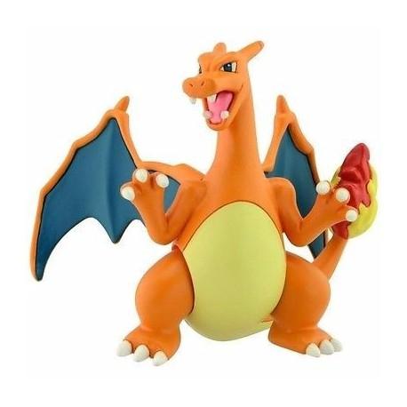 Dracaufeu pokemon monster collection figure dracaufeu - Pokemon dracaufeu x ...