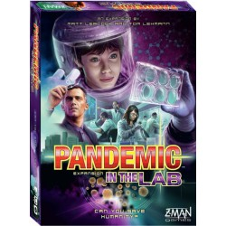 Pandemic - In The Lab - 2nd Expansion