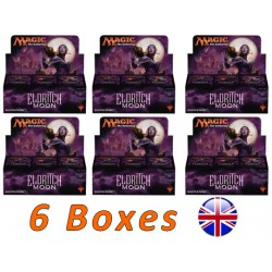 Case of 6 Eldritch Moon Booster Boxes