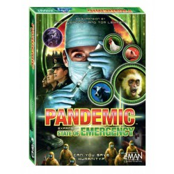 Pandemic - State of Emergency (EN)