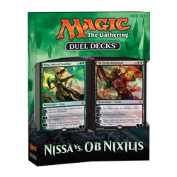 Duel Decks : Nissa vs Ob Nixilis