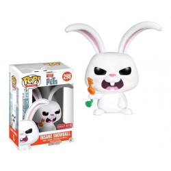 Insane Snowball Limited Funko Pop The Secret Life Of Pets - Comme des bêtes Pompon Pop 298