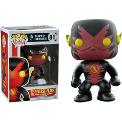 52 Reverse-Flash Funko Pop DC Comics 52 Reverse-Flash 81