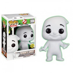 Rowan's Ghost Glow-in-the-Dark Funko Pop Ghostbusters 2016 Rowan's Ghost Glow-in-the-Dark 308
