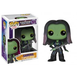 Gamora Funko Pop Guardians of the Galaxy Gamora 51