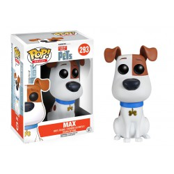 Max Funko Pop The Secret Life Of Pets Max 293