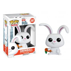 Snowball Funko Pop The Secret Life Of Pets Snowball 297