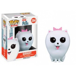 Gidget Flocked Funko Pop The Secret Life Of Pets Gidget Flocked 294
