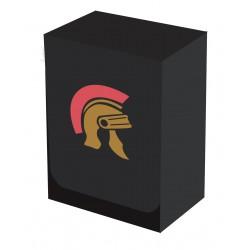 Legion Deck Box Legion Logo (Galea Roman Soldier's Helmet) Black