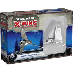 X-Wing - Lambda-class Shuttle Expansion Pack English