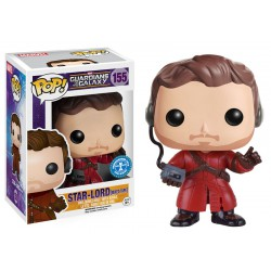 Star Lord (Mix Tape) Funko Pop Guardians of the Galaxy Star Lord (Mix Tape) Limited 155