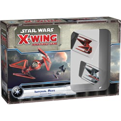 X-Wing - Imperial Aces Expansion Pack English