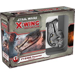 Star Wars X-Wing - YT-2400 Freighter Expansion Pack