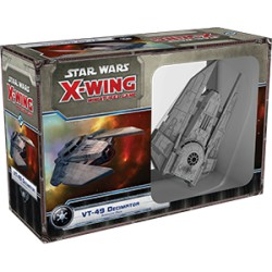 X-Wing - VT-49 Decimator Expansion Pack English