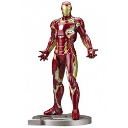 Iron Man Mark 45 Avengers Age of Ultron 31cm avec LED Marvel