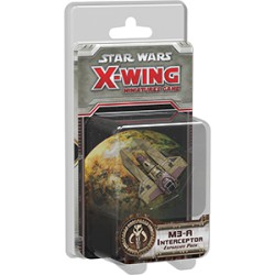 X-Wing - M3-A Interceptor Expansion Pack English