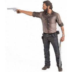 Rick Grimes Vigilante Edition Deluxe Figurine 25cm The Walking Dead TV McFarlane