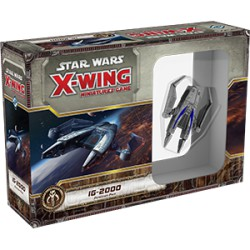 X-Wing - IG-2000 Expansion Pack English