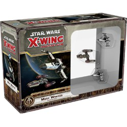 X-Wing - Most Wanted Expansion Pack English