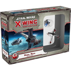 X-Wing - Rebel Aces Expansion Pack English